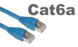 Patch cables Cat6a