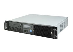 19-inch 2U rack-mount server-system Dingo S4 - Core i3 i5 i7, RAID, 38cm short
