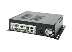 IPC Box System - Quad Core Celeron, Dual LAN - Wall Mount / VESA