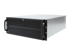 19-inch E-ATX rack-mount 4U server case - IPC-4129-N - very long