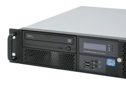 19-inch 2U rack-mount server-system Dingo S2 - Core i3 i5 i7, 38cm short