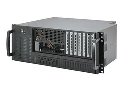 19 Server Gehäuse 4HE / 4U - IPC-E420 - Frontaccess / 35,5cm