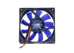 80mm case-fan / Noiseblocker BlackSilentFan XC1 / 18db/A / 1700 rpm
