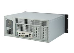 19-inch 4U rack-mount server-system Koala S2 - Core i3 i5 i7, 38cm short