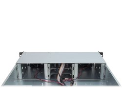 19-inch microATX rack-mount 2U server case - IPC 2U-20240 - 40cm depth
