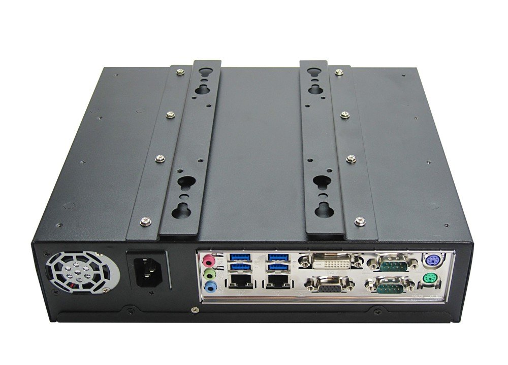 Ipc Box System Quad Core Celeron Dual Lan Wallmount