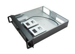 19-inch micro ATX rack-mount 2U server case - IPC 2U-2098-SK - 50cm depth