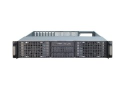 19-inch ATX rack-mount 2U server case - IPC 2U-20248 - 48cm depth