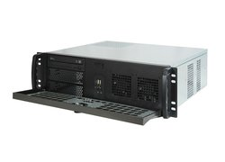 19-inch 3U rack-mount server-system Taipan S2.1 silent - Core i3 i5 i7, 38cm short