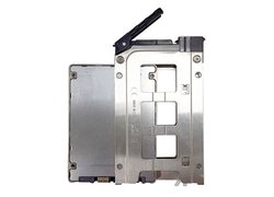 2.5 inch HDD/SSD bay JJ-1X25SS-WT-P for PCI/PCIe slot bracket