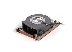 Dynatron R25 1U CPU-cooler / socket LGA2011/2066 - narrow format