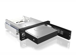 Icy Box IB-168SK-B 3.5 inch SATA mobile rack / trayless