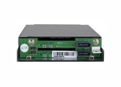 Chenbro SK51201 Mini Backplane for 2x 2,5 SAS/SATA HDD/SSD - black