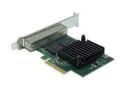 Quad port gigabit network interface card ARGUS ST-724 / intel i350